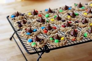 monster cookie overload