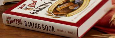 Bob's Red Mill Baking Book giveaway
