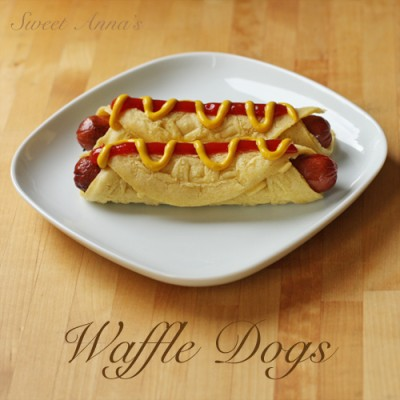 http://sweetannas.com/wp-content/uploads/2013/09/eggo-waffle-dogs-400x400.jpg