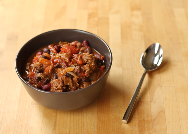 Sweet Anna's | Slow Cooker Pumpkin Chili