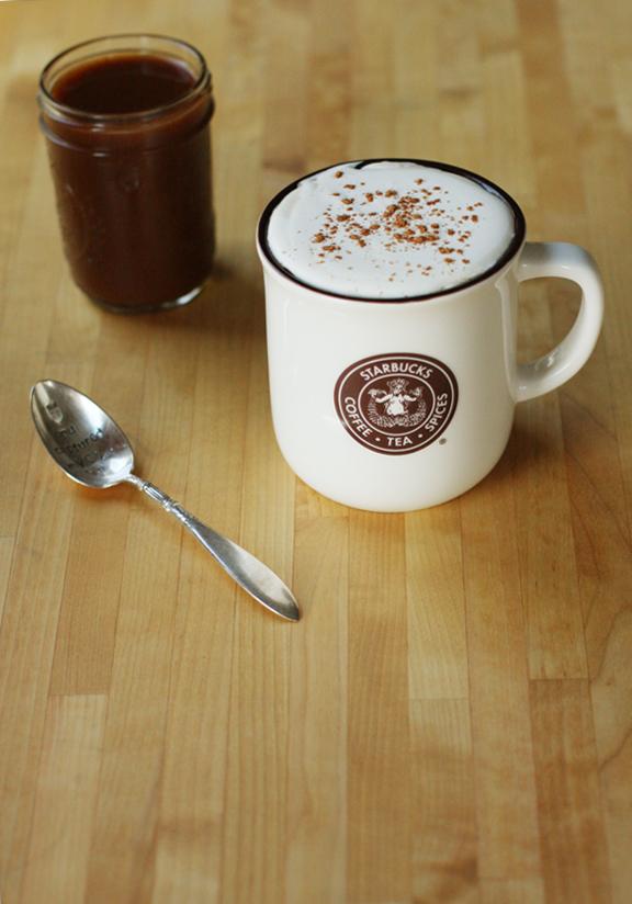 Sugar-Free Homemade Pumpkin Spice Latte Syrup | Sweet Anna's