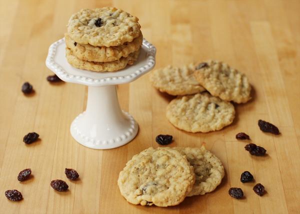 Hawaiian Oatmeal Raisin Cookies | Sweet Anna's