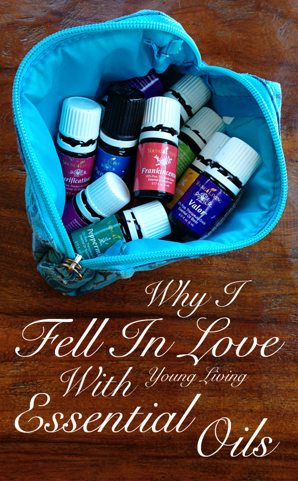 Why I Fell In Love With Essential Oils