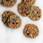 The BEST (naturally gluten free!) Monster Cookies! | Sweet Anna's